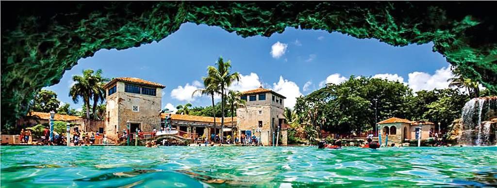 Venetian Pool, Coral Gables, Flórida, Estados Unidos