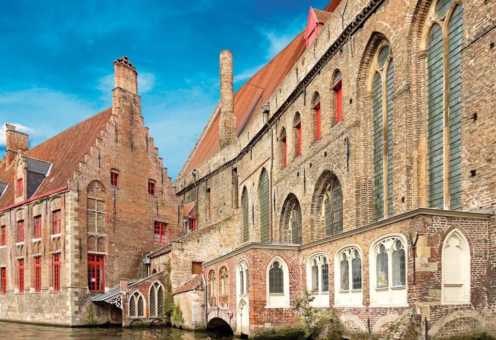 Memling Museum, Bruges, Bélgica