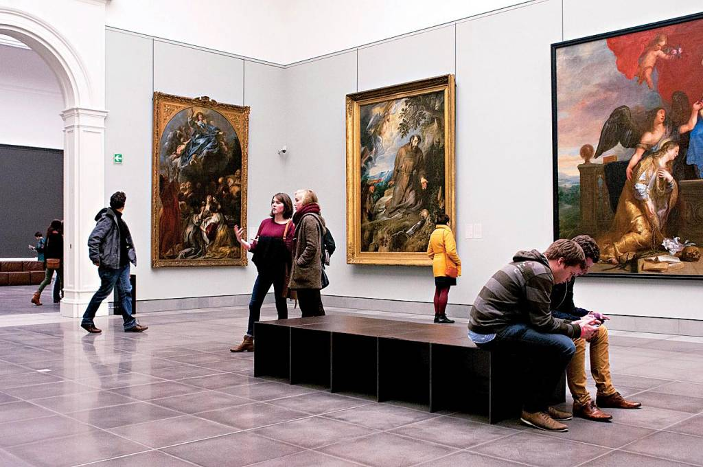 Museu de Belas-Artes de Gent, Bélgica