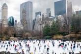 Há muitos outros passeios legais além de patinar no Central Park! E mais quentinhos ;)