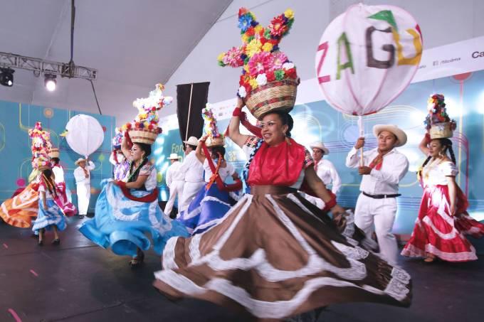 Festa da Guelaguetza, México