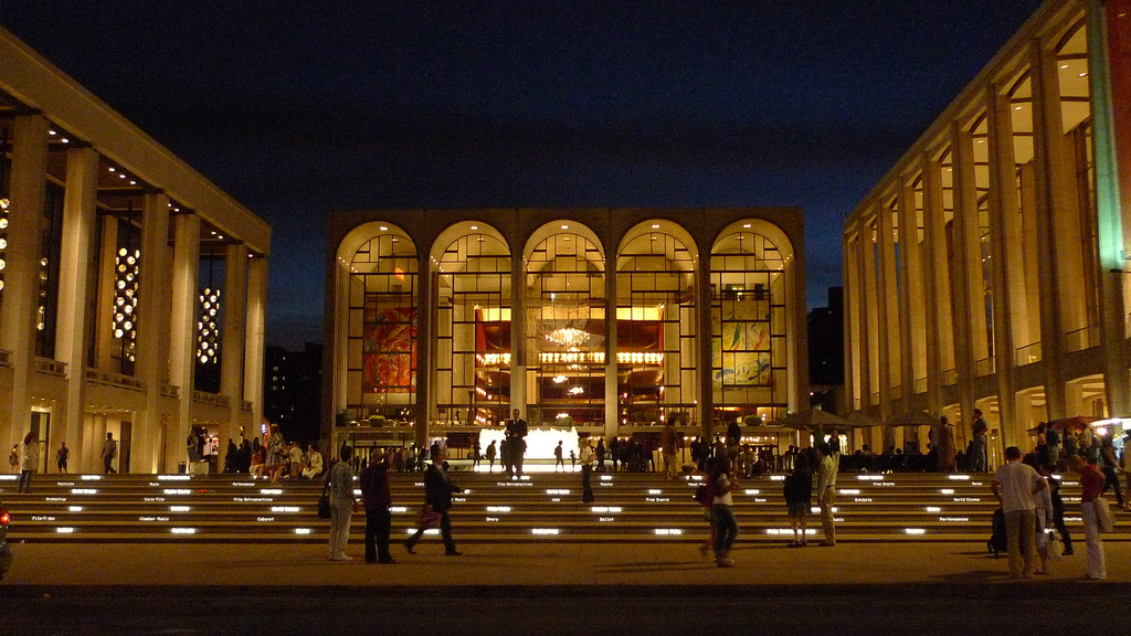 Você pode se surpreender ao trocar uma noite de musical por ópera no Lincoln Center!
