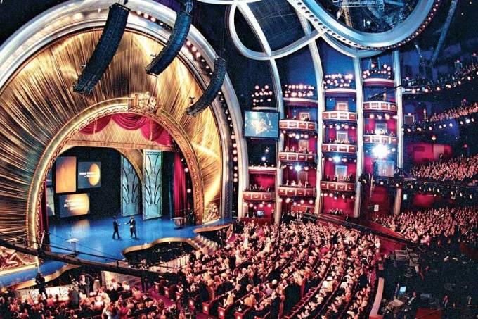 Teatro Dolby, Los Angeles, Estados Unidos