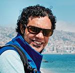 Sérgio Túlio Caldas, autor do texto