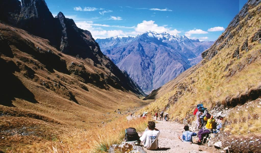 Warmiwanusca, Trilha Inca, Peru