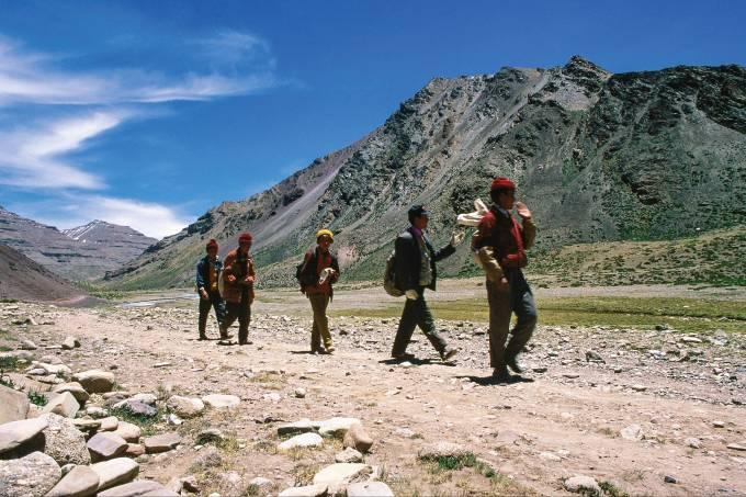 Monte Kailash, Tibet, China