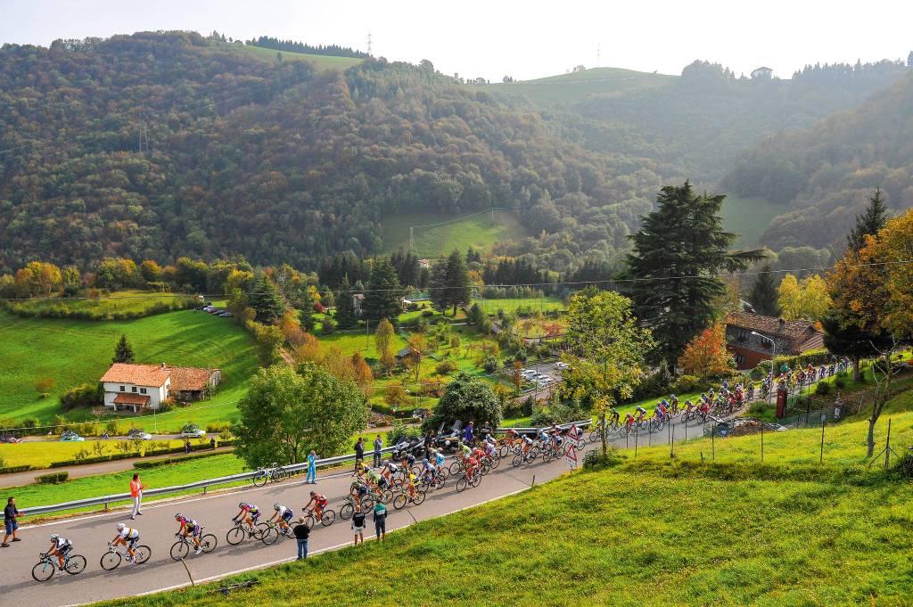 Giro da Lombardia, Itália
