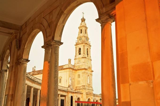 Portugal, Santarém, Fátima, Basílica e santuário de Nossa Senhora de Fátima