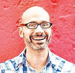 Hugo Delgado, autor do texto