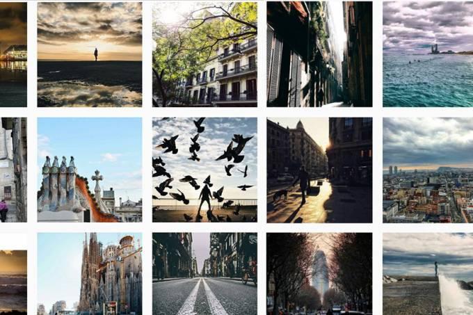 Instagram Barcelona