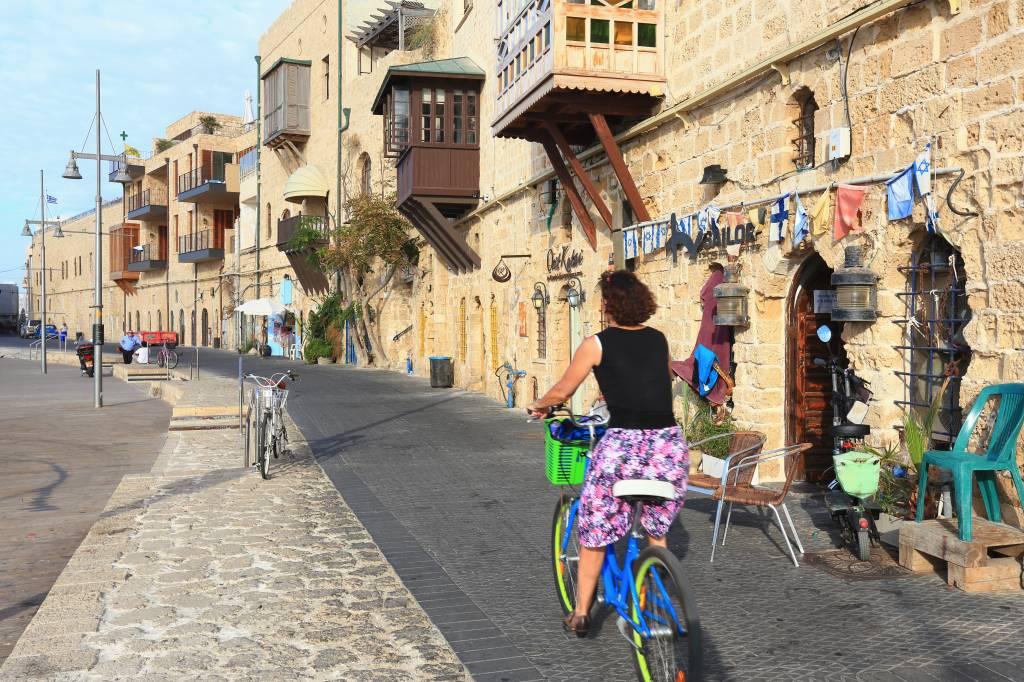 Antiga Jaffa, Tel Aviv, Israel