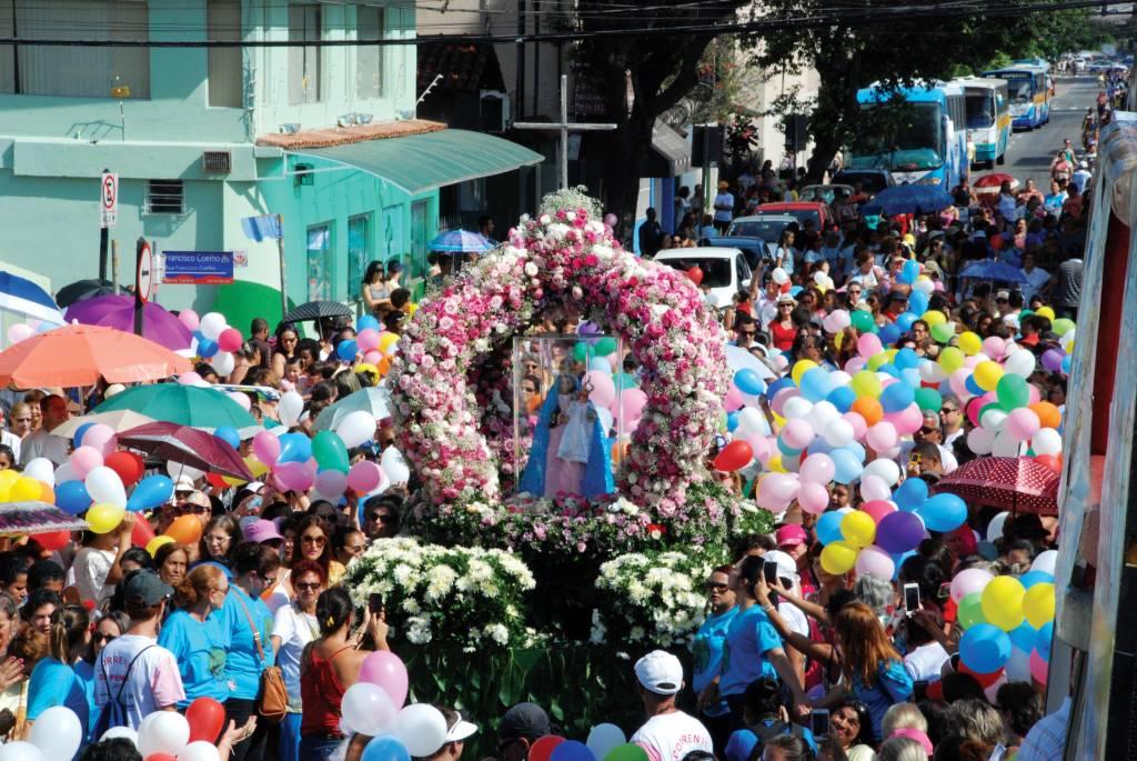 Festa da Penha, Vila Velha, Espírito Santo, Brasil