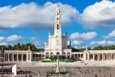 Santuário de Fátima, em Portugal