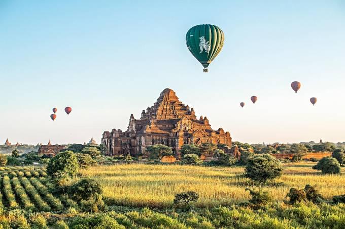 Bagan, Mianmar, Sudeste Asiático