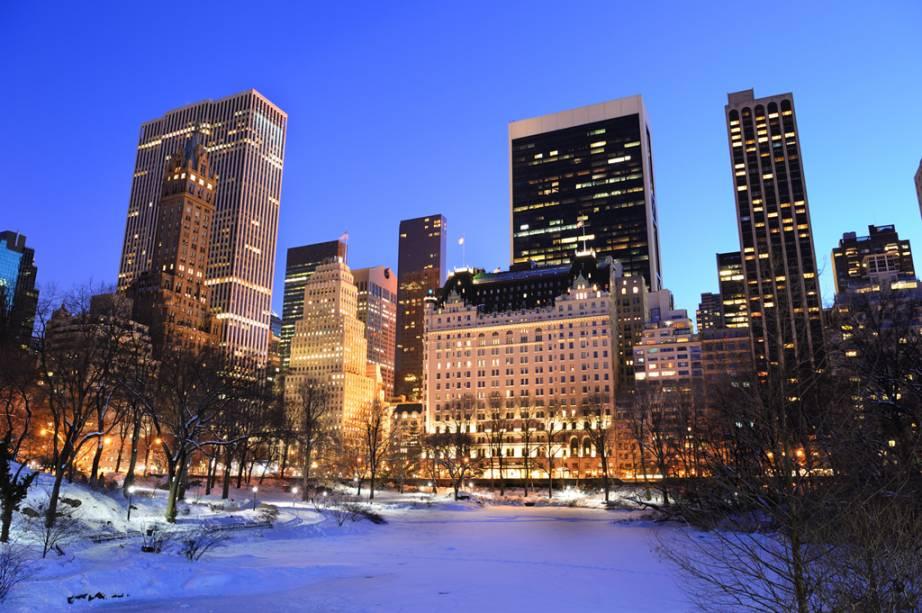 Em funcionamento desde a segunda metade do século 19, o Central Park tem uma extensa lista de atrações que varia de acordo com a estação do ano