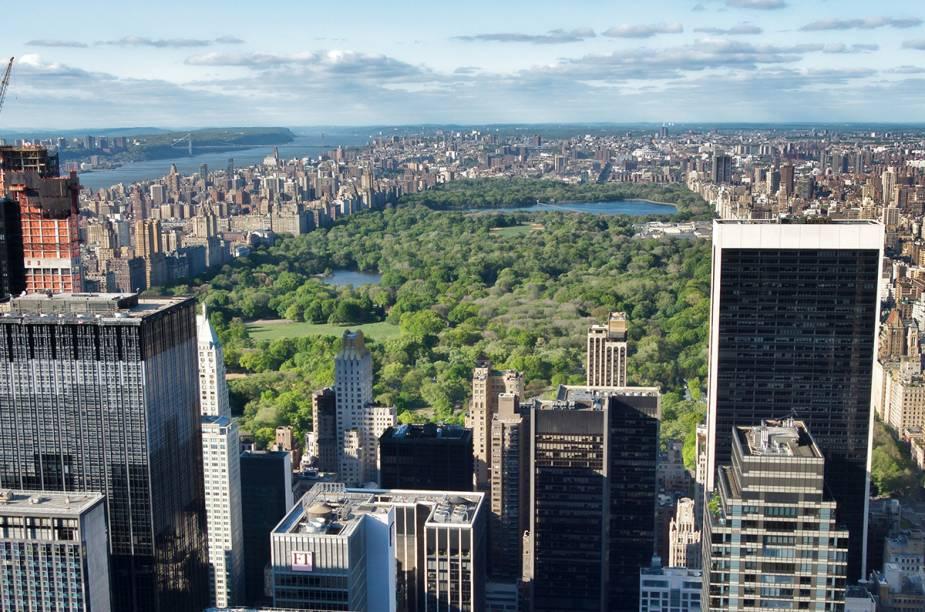 Como pode uma área verde tão incrível em uma megalópole tão acelerada? O Central Park mostra: é possível