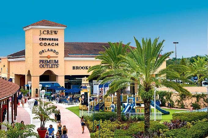 Orlando International Premium Outlets, Orlando, Flórida, Estados Unidos