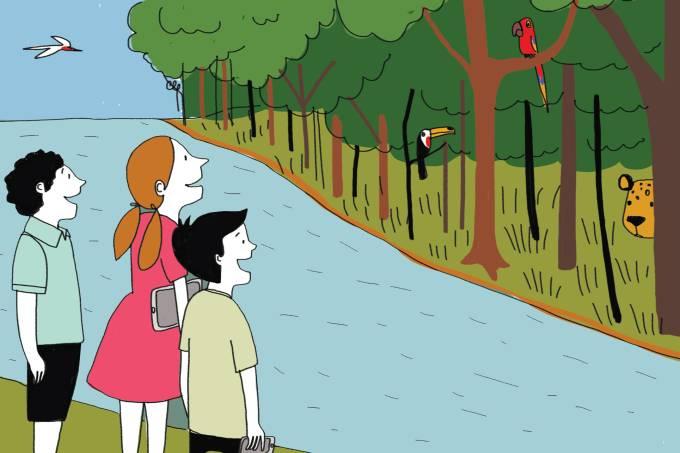 Hotéis Natureza Crianças 1