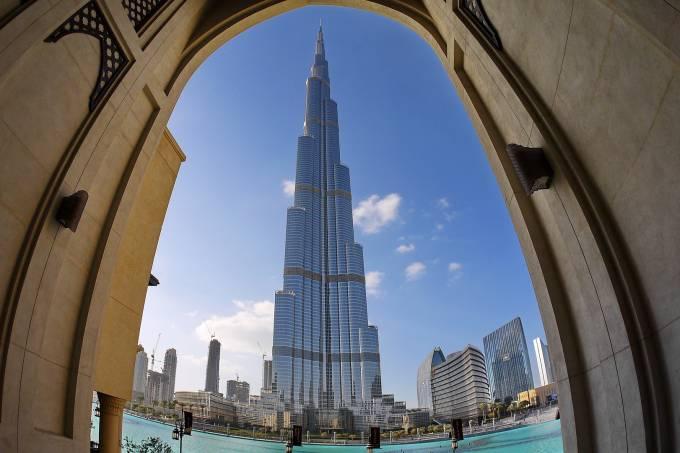 Burj Khalifa, Dubai, Emirados Árabes