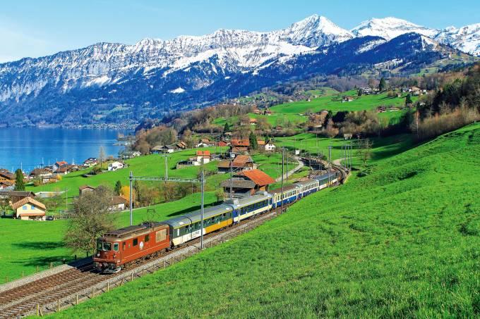 Apes, França, Suiça