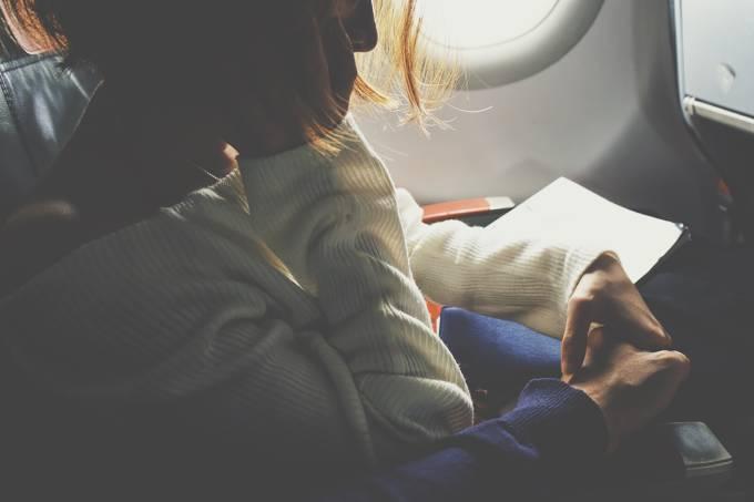 Poltrono avião