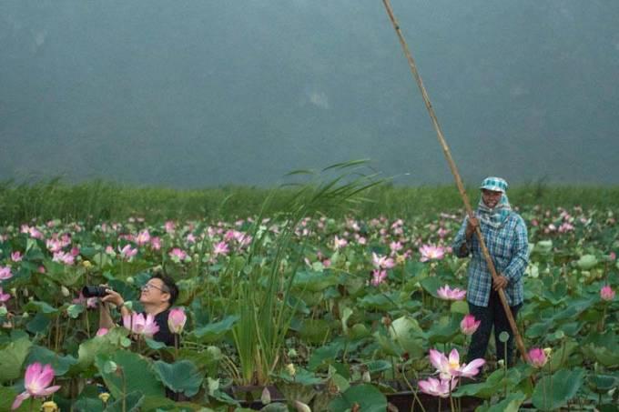 Parque Nacional de Khao Sam Roi Yot – Tailândia