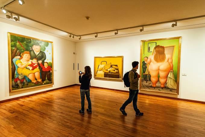 Museu Botero, Bogotá, Colômbia