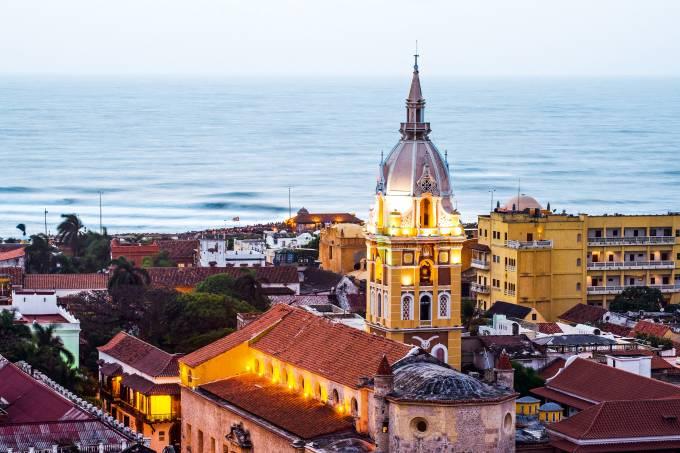 Catedral de Santa Catalina de Alejandría, Cartagena, Colômbia