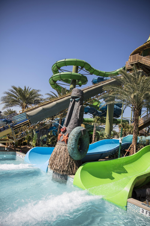 Há mais de 20 atrações no parque, para quem gosta de adrenalina, mas também para aproveitar com as crianças e em família