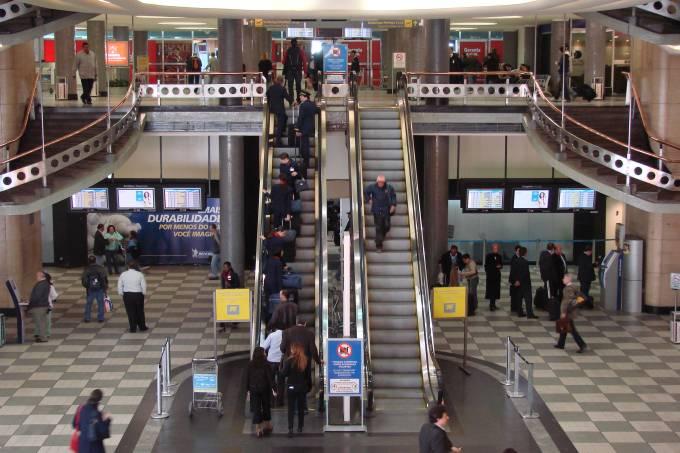 Aeroporto de Congonhas Sao Paulo