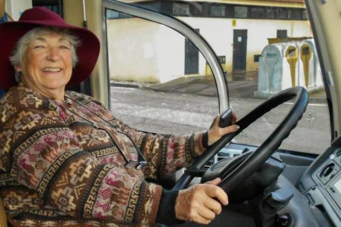 argentiana sara vallejo viaja pela america do sul