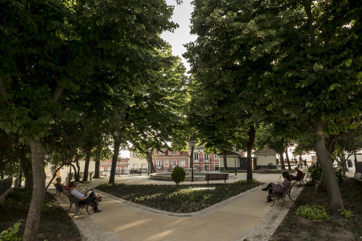 O Largo da Graça sem obras: presente para a cidade