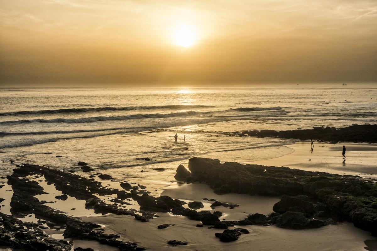 Pôr-do-sol com maresia: quem resiste?