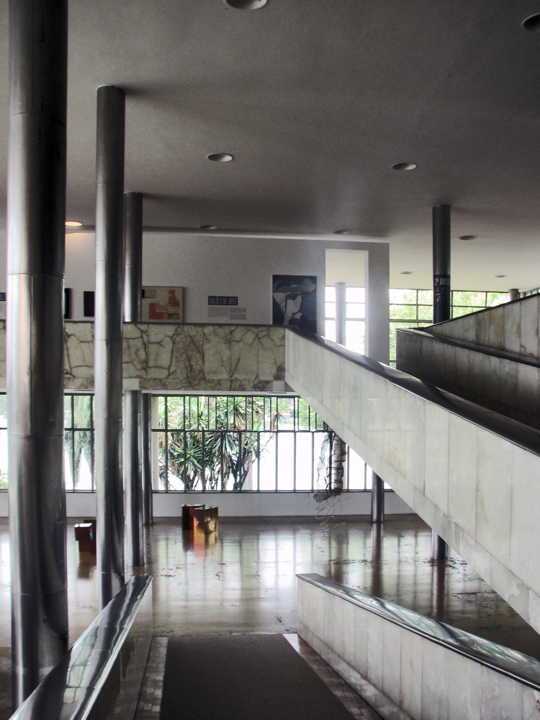 Museu de arte da pampulha arquiteto oscar niemeyer