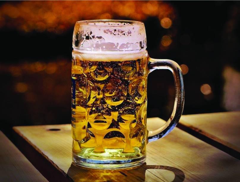 A cervejaria Bierland é uma das maiores cervejaria da cidade de Blumenau