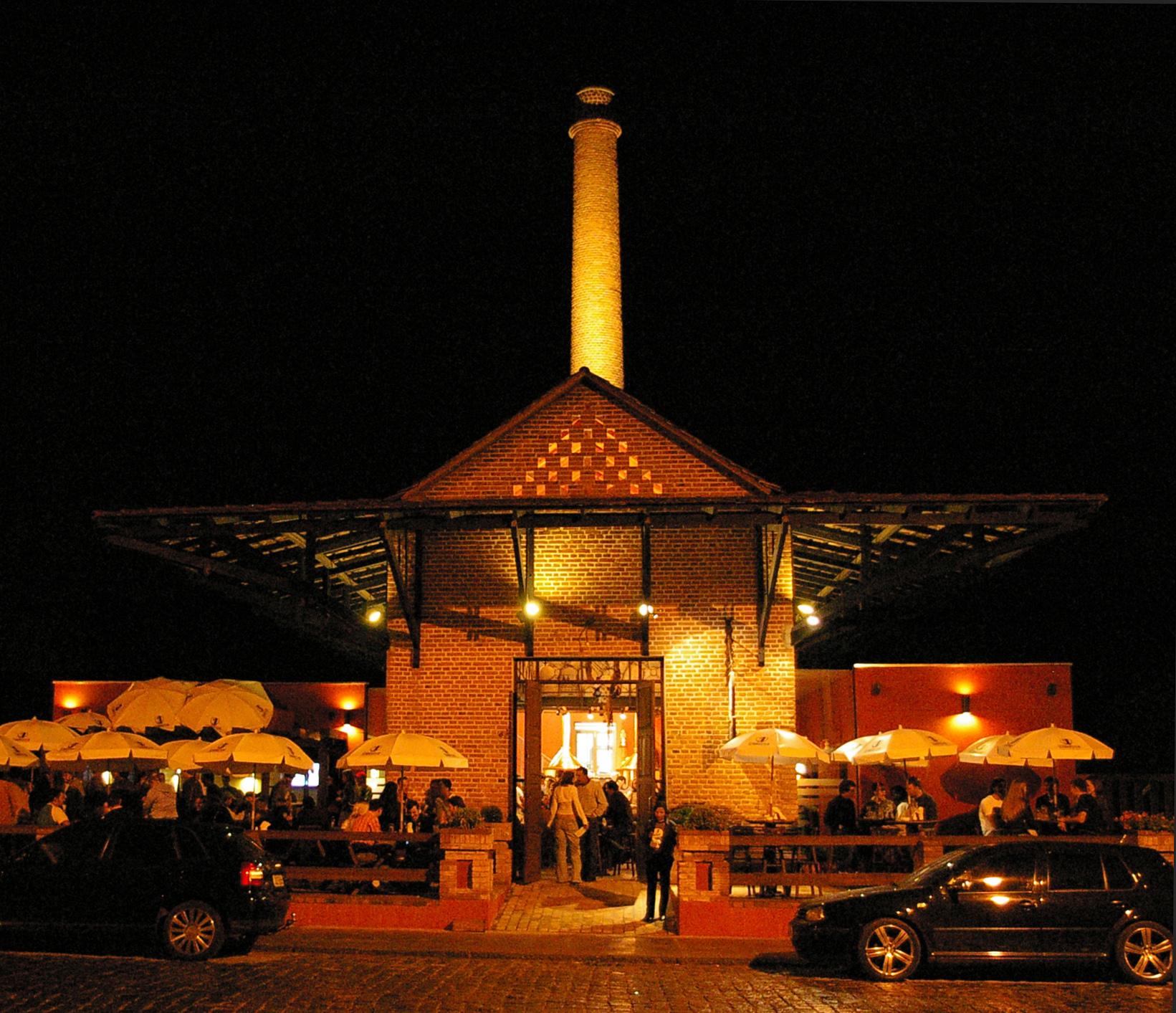 Cervejaria Schornstein em Pomerode