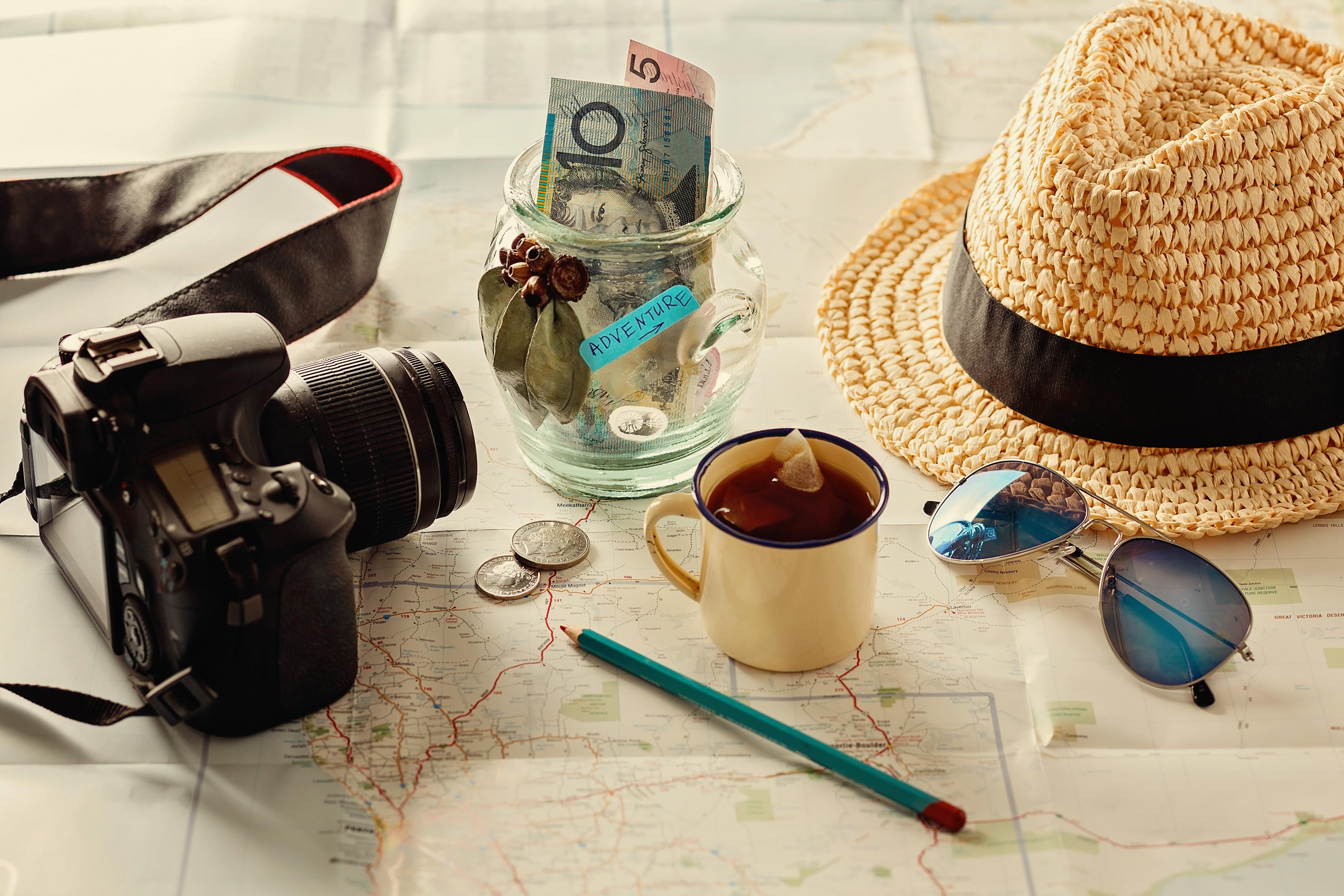 Planejando sua viagem - mochileiros