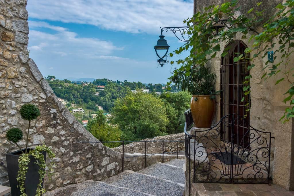 Saint Paul de Vence, sul da França