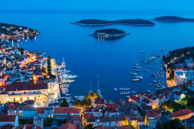 Hvar, Ilha de Hvar, Croácia