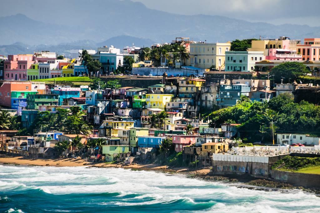 Casas em San Juan, Porto Rico