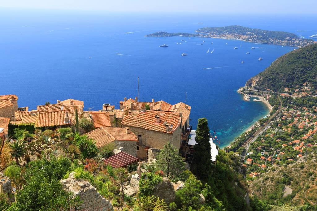 Eze, Riviera Francesa