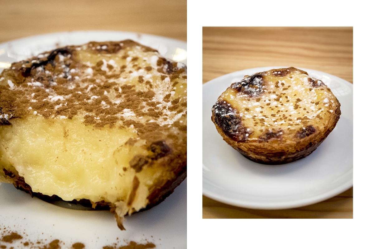 O pastel de nata da Manteigaria in loco: recheio uniforme e equilibrado