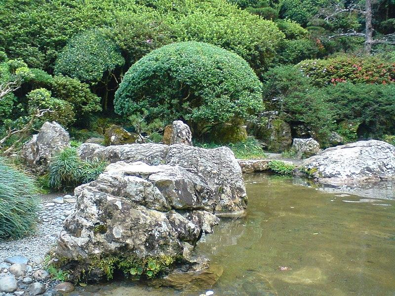 Recanto Japonês: tranquilidade no meio da cidade