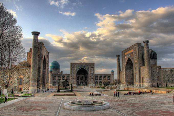 Praça Registan