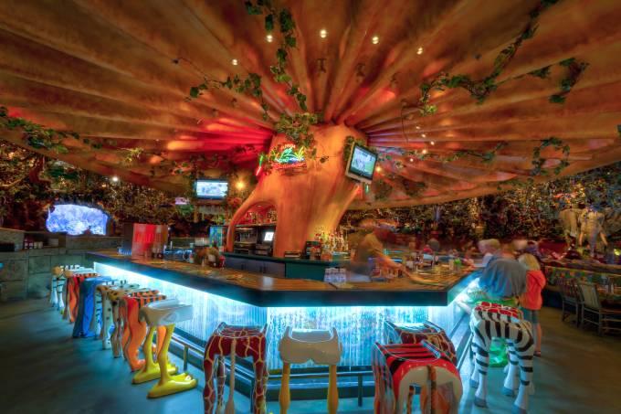 Animal Kingdom – Rainforest Cafe Bar