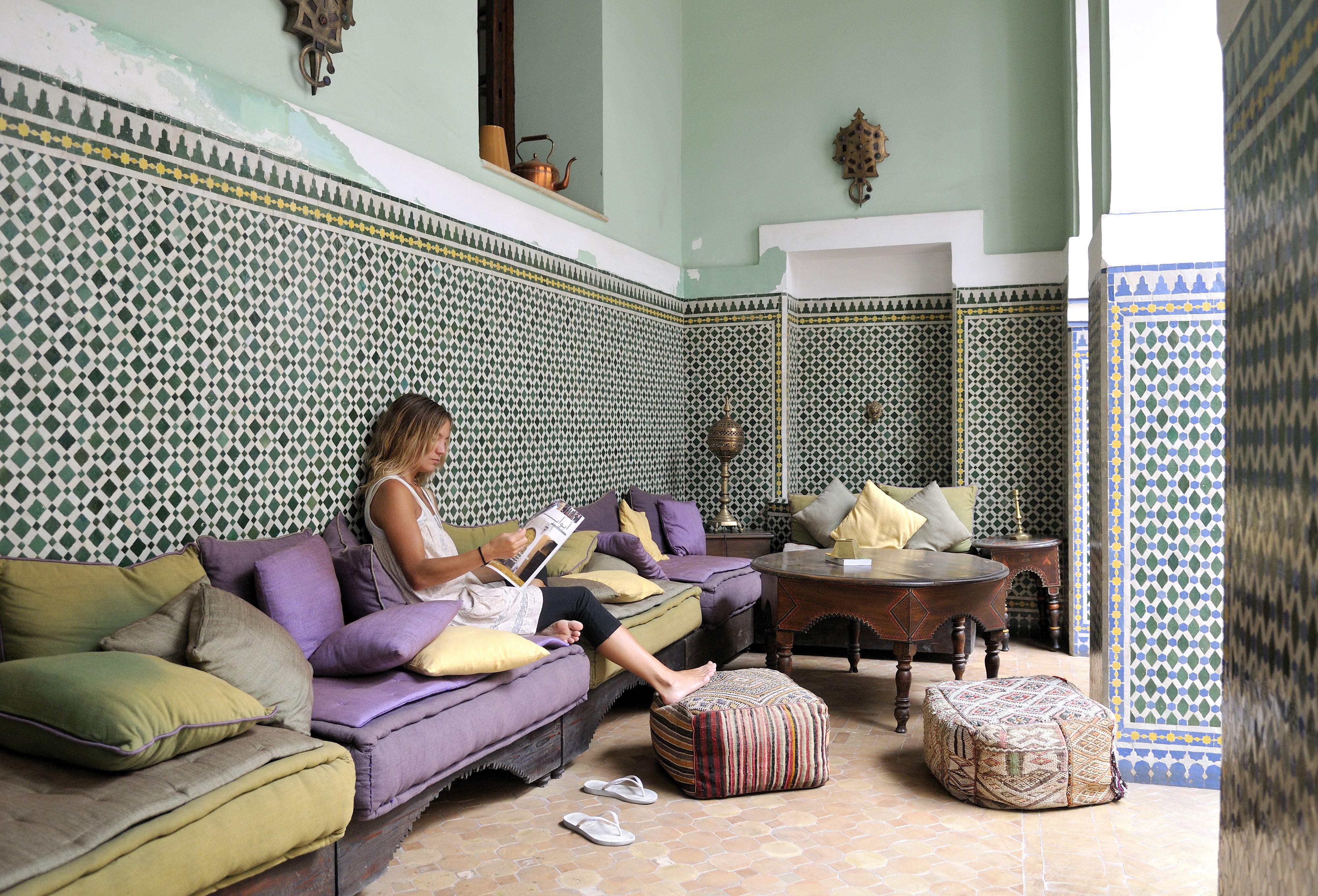 Hostel marrakech: equity point