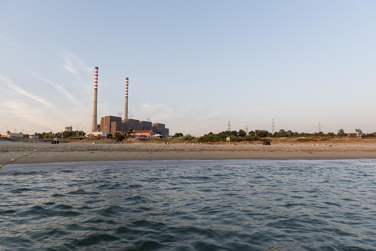A usina termoelétrica à beira-mar: whaaaaat?
