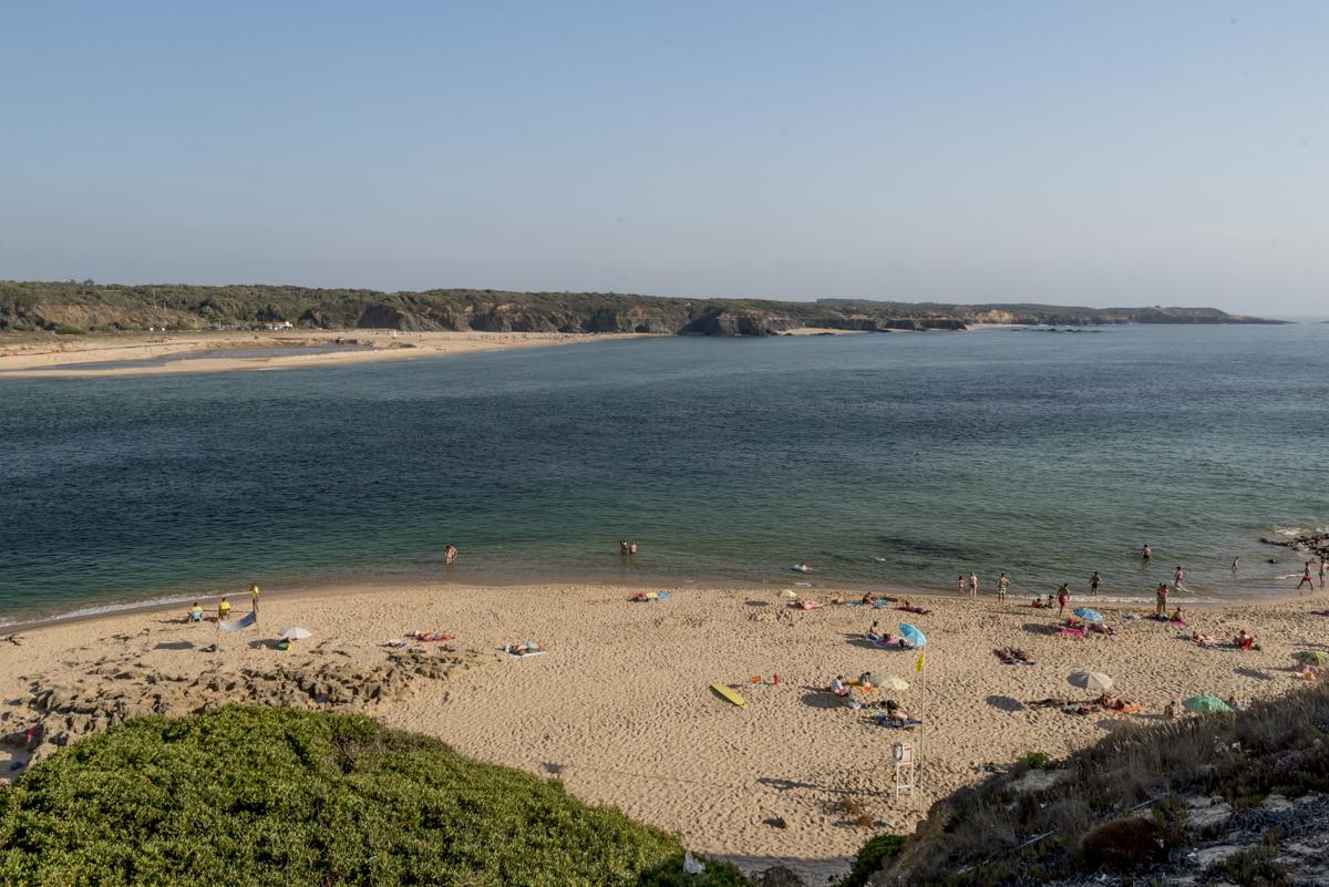 A Praia do Farol: onde o rio encontra o mar