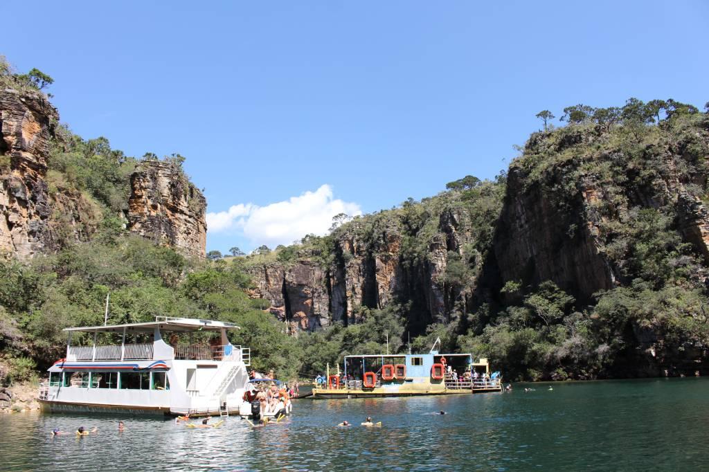 Cachoeira Lagoa Azul, MG