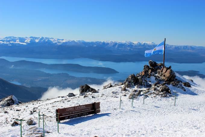 San Carlos de Bariloche, Cerro Catedral, Argentina –